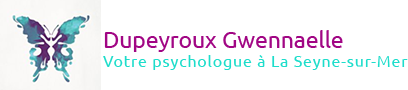 Logo DUPEYROUX GWENNAELLE PSYCHOLOGUE