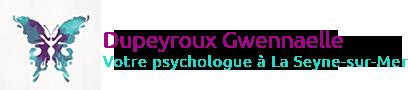 Logo DUPEYROUX GWENNAELLE PSYCHOLOGUE